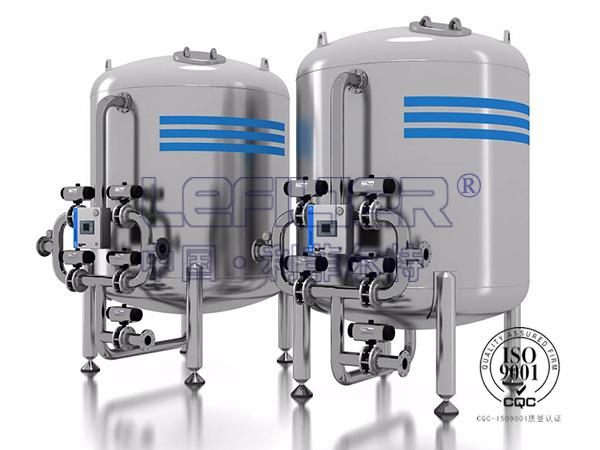 工业水预处理――机械过滤